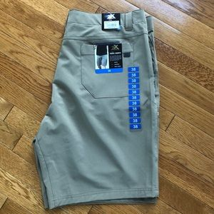 NEW zero exposure men's shorts. 38 waist